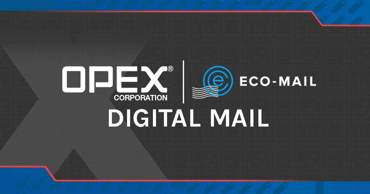 OPEX and Eco-Mail Modernize Physical B2B Mail for Top Bank