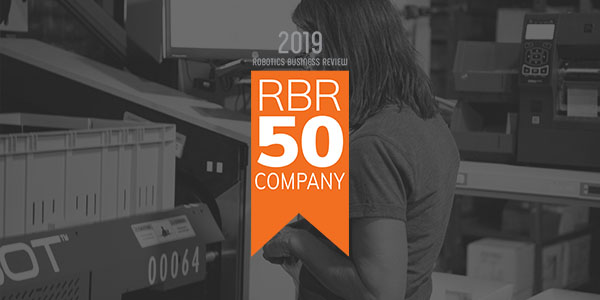 OPEX Receives RBR Top 50 Honor by Robotics Business Review